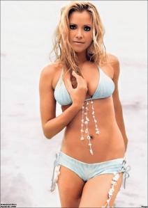 Kristanna Loken Hot Bikini