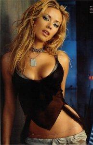 Kristanna Loken Sexy Photo